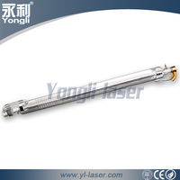 Yongli CE ISO 900C 900mm laser 30w co2 laser tube 6000hours for laser machine (Max 40W)