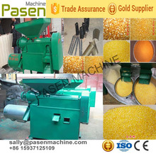 golden supply corn crushing machine / corn grits making machine / corn grits machine