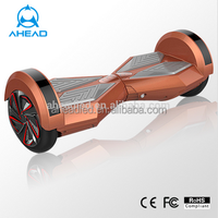 top selling products 2015 electric mini scooter two wheels self balancing 8'' space scooter