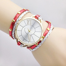 Wholesale factory direct hot selling fashion vogue fancy lady watches