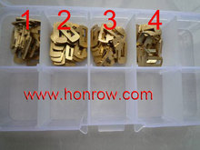 Chevrolet EPICA door lock parts name valve it contains 1,2,3,4,5 Each number has 20pcs