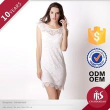 Customize Made Original Designer Fat Women Elegant Women Casual Dress