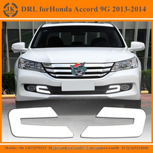 Wholesale LED DRL Light Super Quality Daytime Running Lights LED for Honda Accord 9G 2013-2014