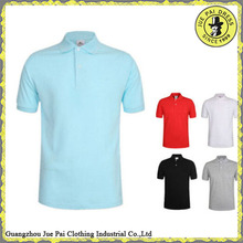 2015 Spring New High Quality Polo T-shirt Manufacturer In Lahore