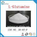 Producto de la fábrica de alta calidad l- glutamina amoniocas. 56-85-9