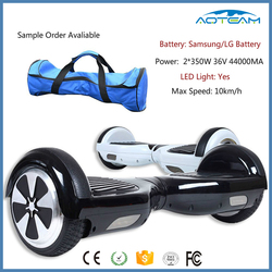 Portable Safety 501-1000w Electric Scooter, 2 Wheel Electric Standing Scooter with hand bag