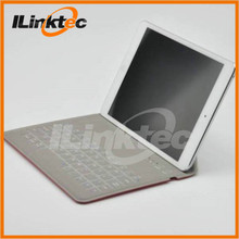 "For ipad mini case bluetooth keyboard, Ultra-thin 7.9"" PU leather case + Wireless Bluetooth Keyboard+Stand for ipad mini"