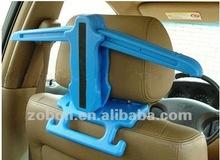 plastic car clothes rack & safety handle car coat hanger clothes hanger for car
