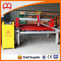 Smooth operation cnc plasma table metal cutting machine