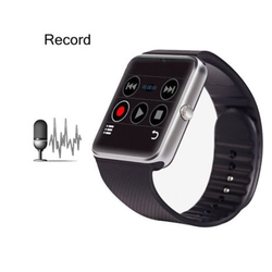 Top selling new 2G watch phone calling smart watch with multiple functions, multi colors