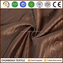 new arrival 100% polyester 3D embossed Pearl velvet blackout fabric for curtain
