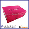 custom paper magnetic closure gift box wholesale