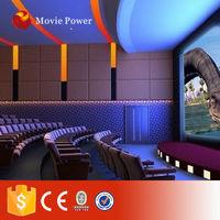 Leisure destination portable theater seating