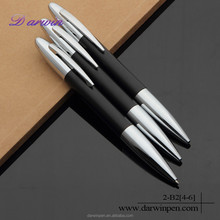 Engraved twist metal ball pen importer from china