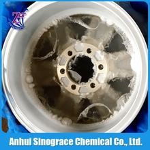 Automobile wheel hub cover paint/coating paint remover DP-2017A/paint remover products