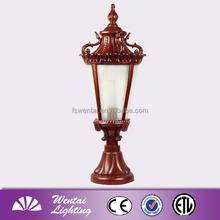 Cast Aluminum Garden Lanterns / Outdoor Lamp Patio
