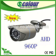 2015 new products home security tools 720p/960p AHD camera HD analog cctv camera