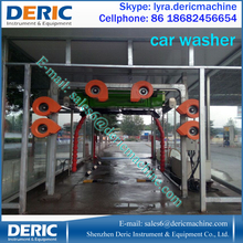 360 Degrees Cleaning Automatic Car Wash At Factory Price , Car Wash Machine