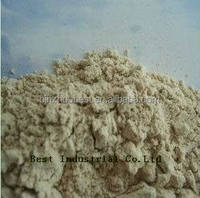 Used as binder and suspending agent drilling mud bentonite clay