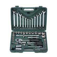 61PCS Auto Bicycle Repair Tool Kit Hand Tools For Sale