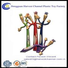high quality bendable plastic ball pen