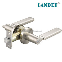 Tubular lever handle door lock for home, office and apartment