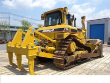 Almost new used D7R bulldozers for sale/ few working hours D7R bulldozer