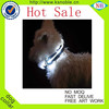 New Design Blue Double Sided Flashing Dog Collar LED Pet Collar