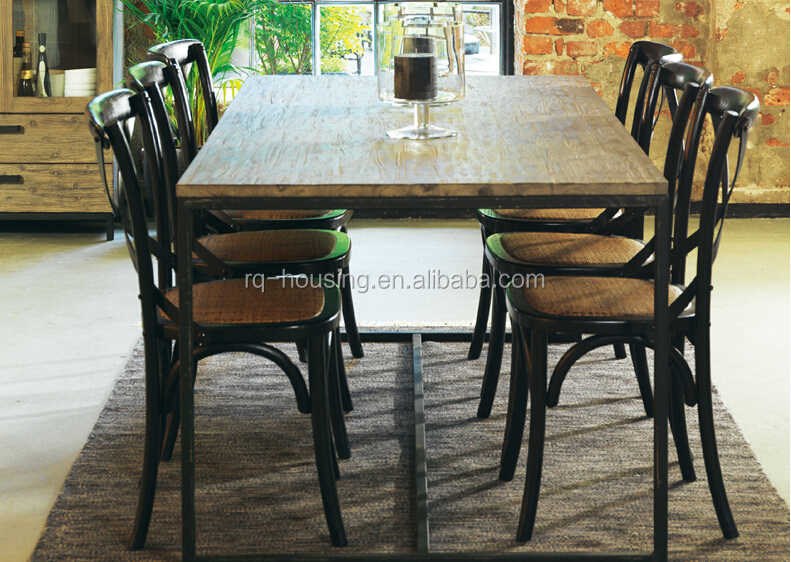 New cheap restaurant chairs for sale of dark wood