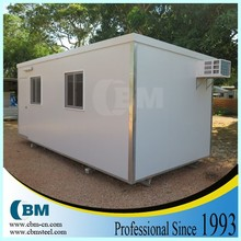 Prefab container house kits for Africa