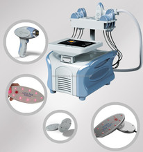 Perfect Combination Technology of Fractional RF and Laser fat remove with Diode!