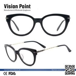 2016 fashion acetate optical frame models