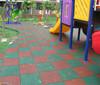 China supplier outdoor playground rubber flooring for kindergarten