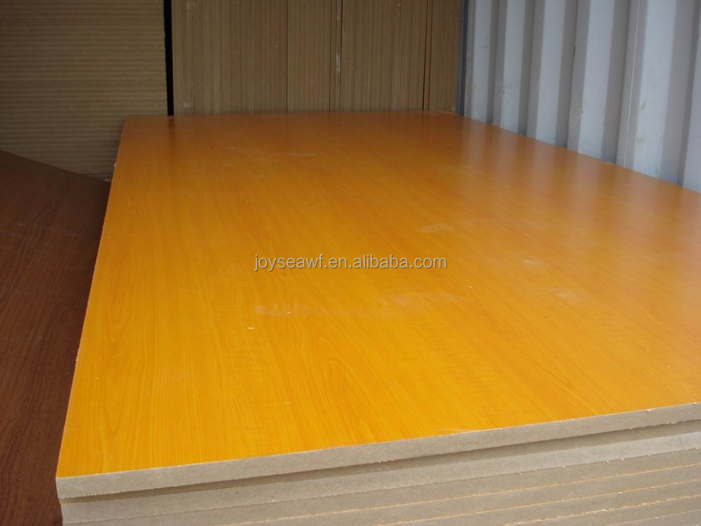 Laminated Mdf Board Suppliers ~ Competitive price of ft melamine mdf board laminated
