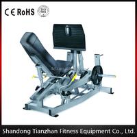 famous brand body building effective machine Leg press TZ-5043