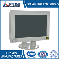 Mining explosion proof monitor for CCTV
