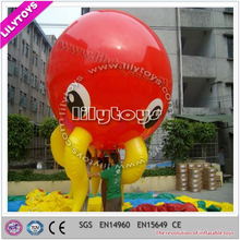 Beautiful funny promotion inflatable party decoration inflatable ballon for commercial