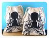 alibaba china sack drawstring christmas bag, custom drawstring bag for christmas, 2014 christmas drawstring gift bags