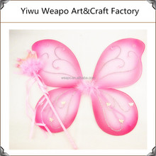 Cute Butterfly wings set costume birthday party Fairy wings to Decorate BW-186