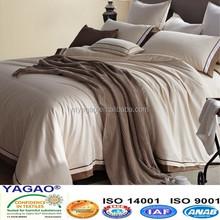 woven cotton satin comforter cover set