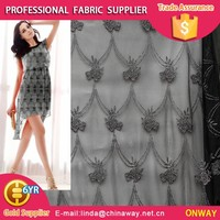 cheap evening dresses lace fabric manufacturer african lace fabrics nylon spandex lace fabric