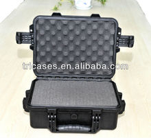 hard PP storm case for tools with foam IP67 protection lever