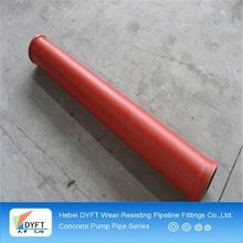 two layer concrete pump delivery pipe
