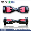 """8"""" Remote Bluetooth Speaker LED lights wheels electric balance scooter"""