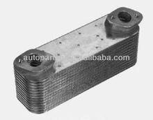 Stainless steel Original hydraulic system oil cooler for benz truck 0021884301/002 188 4301