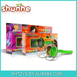 3 in 1 Magnetic flashing yoyo spinning top Super yoyo toys