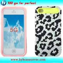 Protective wholesale for iphone 5 custom back cover case
