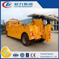 Quality assurance heavy duty tow truck under lift wrecker truck for sale