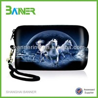 Wholesale eco-friendly phone shockproof small neoprene pouch