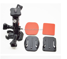 Wholesale New Adapter of Tripod Set Convert G opro Mouts For Common Camera With 1/4inch connector Using